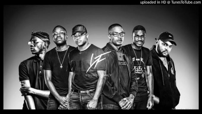 Young Family considera-se rei da nova escola do Rap em Angola