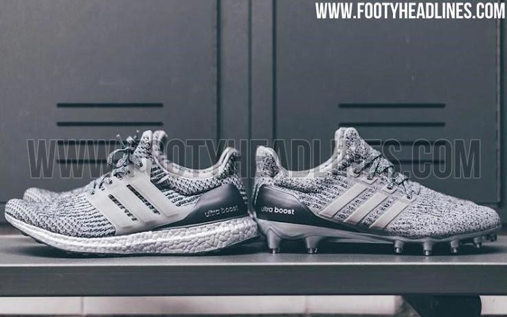 Botas de fútbol adidas ultra Boost reveló los titulares
