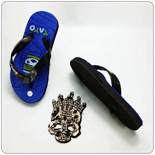 AMX Club Bola Simplek Anak distributor sandal murah