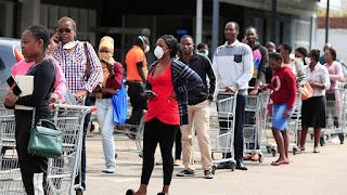 Hard Zimbabwe life economy news