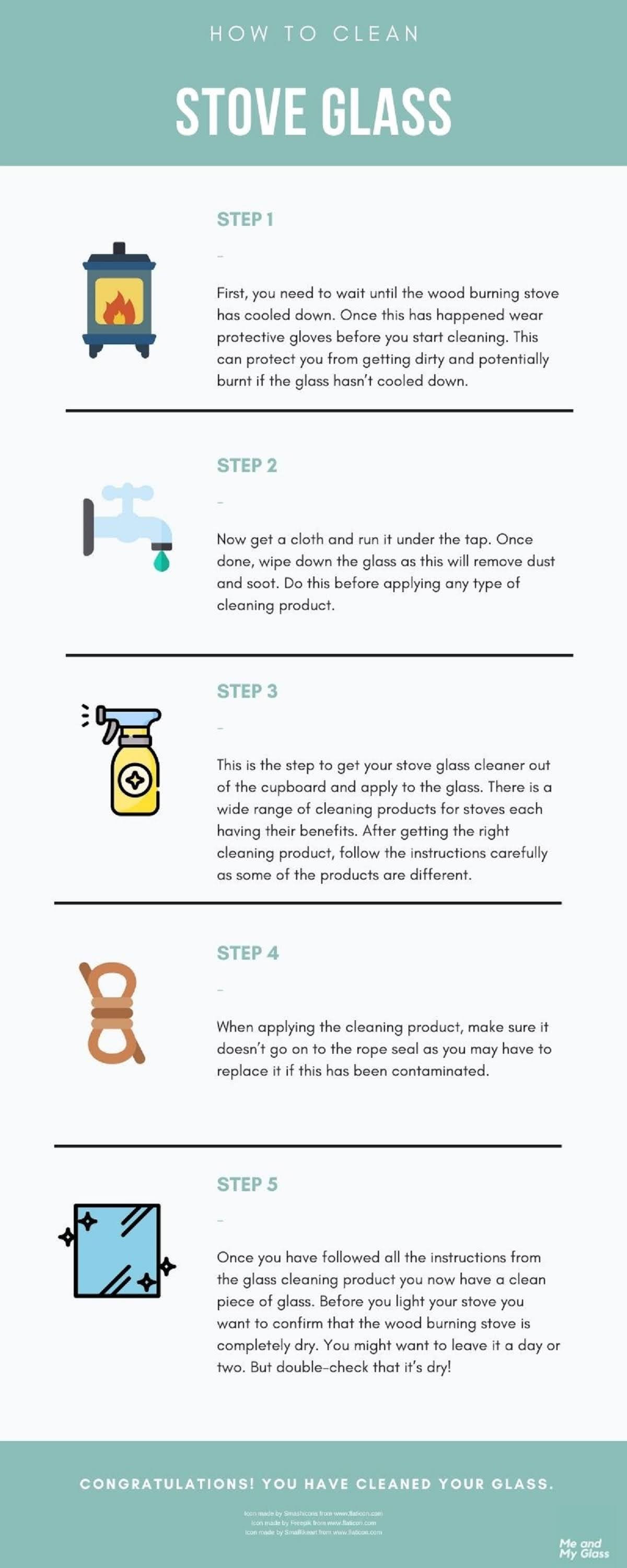 how-to-clean-stove-glass-for-great-results-infographic