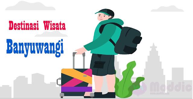 Daftar Destinasi Wisata Kota Banyuwangi Paling Mempesona