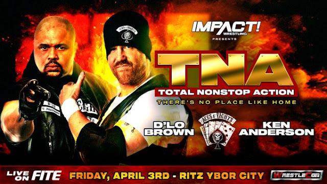 The Aces and Eights é anunciada para o especial da TNA na semana da WrestleMania