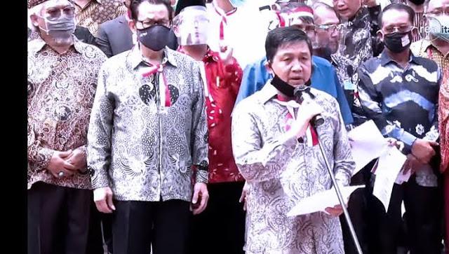 Deklarasi KAMI, Ahmad Yani: Saya Khawatir Indonesia Tenggelam Sebelum 2024