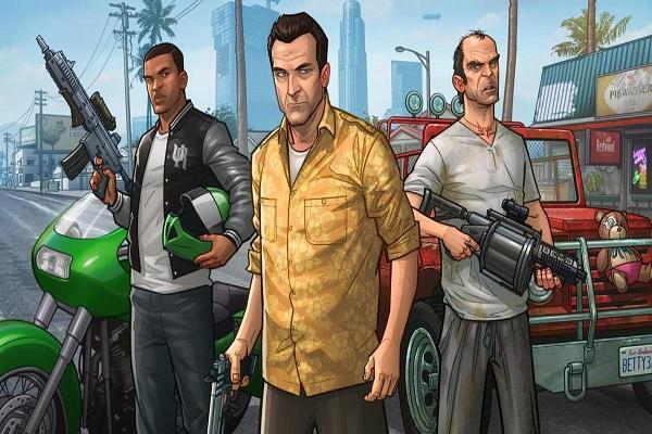 تنزيل لعبة جاتا GTA للكمبيوتر والاندرويد مجانا برابط مباشر من ميديا فاير