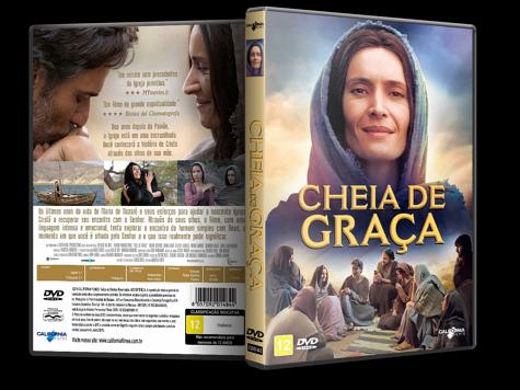 Capa DVD Cheia de Graça [Custom]