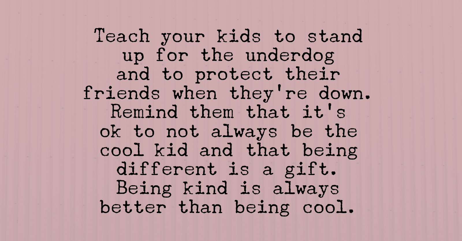 5 Ways To Inspire Your Kid To Become A Kind, Caring Adult