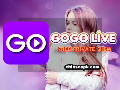 Gogo Live 2.7.0 Mod Free Private Room