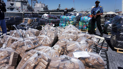 Cocaine and heroin supplies hit record highs globally
