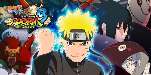 تحميل لعبة  ناروتو شيبودن Naruto Shippuden Ultimate Ninja Storm 3 للكمبيوتر و الاندرويد مجانا