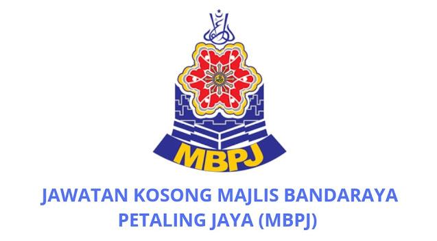 Jawatan Kosong Majlis Bandaraya Petaling Jaya 2021 (MBPJ)