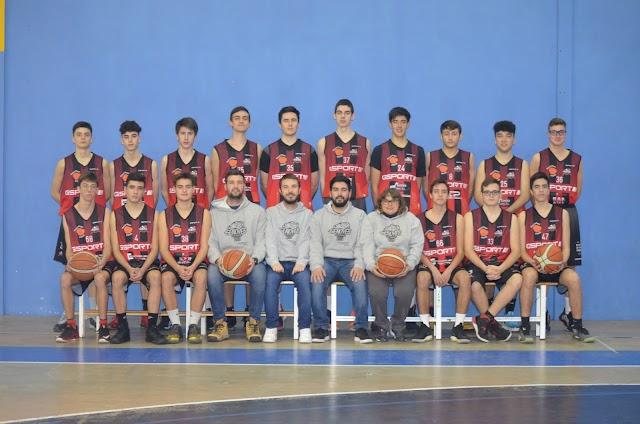 El C.B. Genovés presenta l'equip que participarà en el  XVIIé  Torneig Nacional Cadet Masculí.