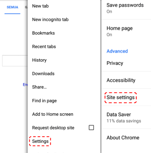 Cara Mudah Menggilangkan Iklan Di Perangkat/HP Android Tanpa Root