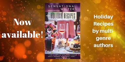 Sensational Writers + Holiday Recipes is #Free for you!