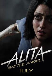 Alita: Battle Angel - Poster & Trailer