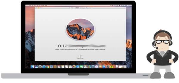 macOS Sierra 10.12 with Combo Update Free Download
