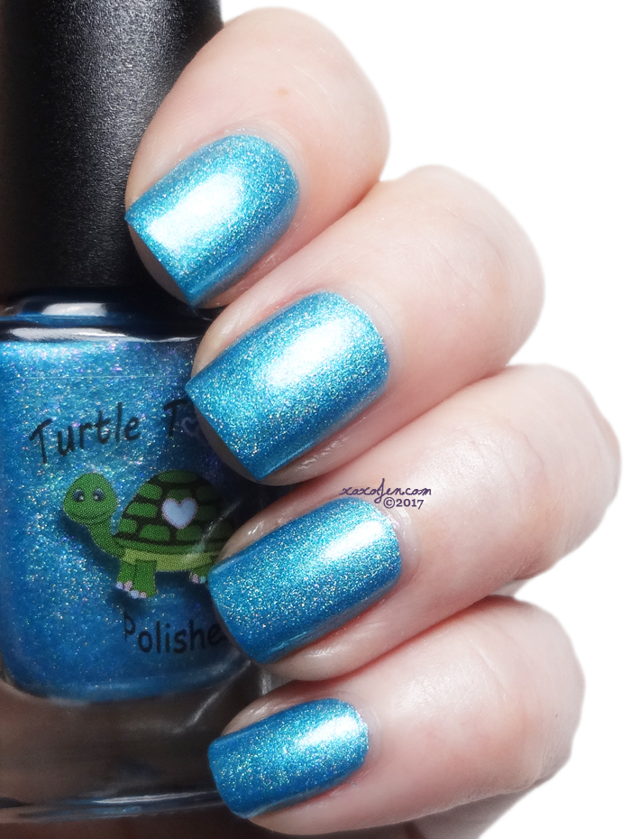 xoxoJen's swatch of Turtle Tootsie Shine On
