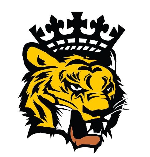 design logo for shirt tiger head