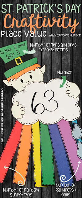 St. Patrick's Day Ideas and Activities for the Primary Classroom, create leprechaun mischief, fun craftivities, and find links to awesome resources!