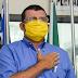 Luciano Nascimento é internado com quadro de Pneumonia