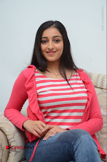 Telugu Actress Mouryani Latest Pos in Blue Denim Jeans  0133.JPG