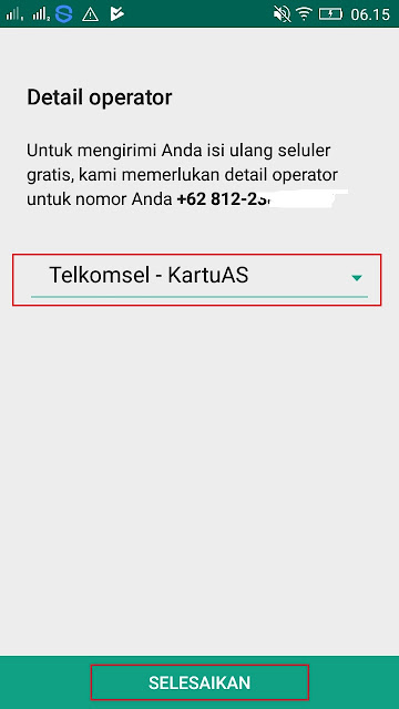 pulsa gratis mcent browser