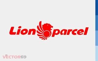 Lion Parcel Logo - Download Vector File EPS (Encapsulated PostScript)
