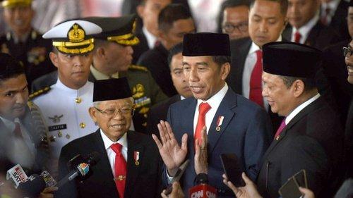 Jokowi: Ekonomi Indonesia akan Masuk 5 Besar Dunia, PDB $7 Triliun