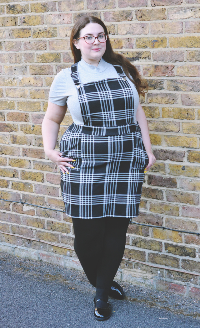 Autumn winter outfit plus size