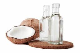 Manfaat VCO Coconut Oil Untuk Kesehatan