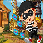 Games4King - G4K Chic Robber Escape Game