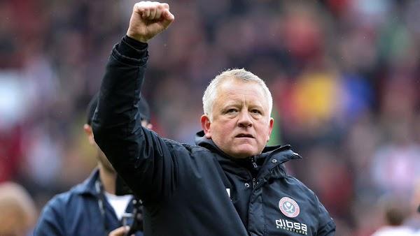 Oficial: Sheffield United, rescinde el técnico Chris Wilder