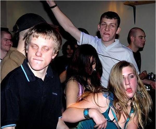 În discotecă la Vaslui