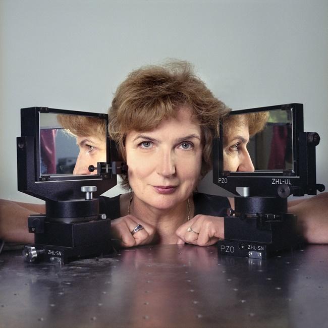 Prof. Małgorzata Kujawińska - fot. Zorka Project