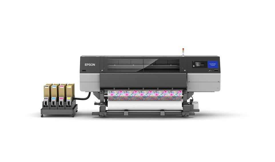 "Epson presenta en Latinoamérica su primera impresora textil de 76"""