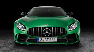 Mercedes AMG GT R Pamer Kekuatan di Goodwood Festival of Speed