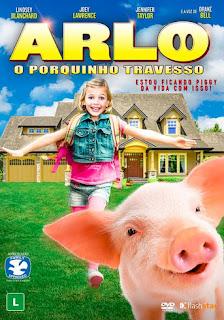 Arlo: O Porquinho Travesso - DVDRip Dublado