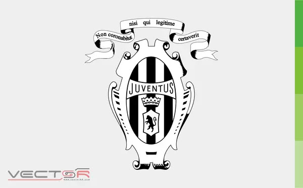 Stemma della Juventus (1905) Logo - Download Vector File CDR (CorelDraw)