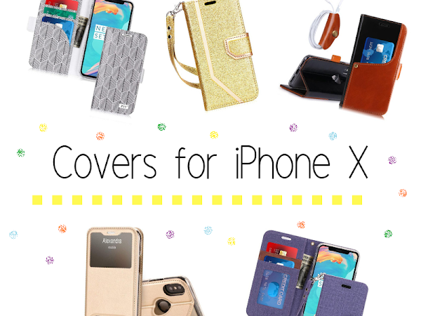 Covers for iPhone X