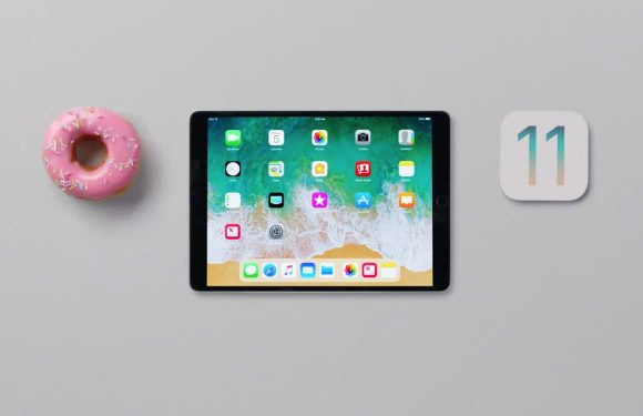 Apple demonstrates iOS 11 on the iPad with 6 useful videos. New Dock, File app, multitasking on iPhone and iPad, hand gesture and more