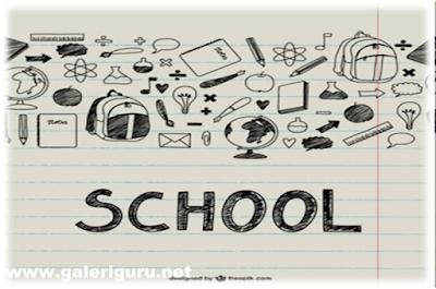 Contoh Format Nilai Remedial Ujian Akhir Sekolah SD SMP SMA SMK - Galeri Guru