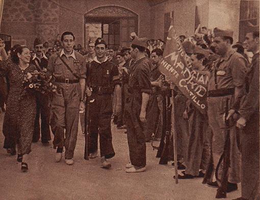 toledo guerra civil 1936 asedio alcázar nelken del rey
