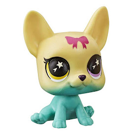 Littlest Pet Shop Lucky Pets Lucky Pets Glow-in-the-Dark Eyes Lady Fortune (#No#) Pet