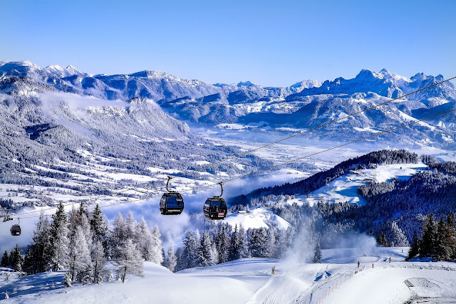 Austria | 9 Best Christmas and New Year Vacation Spots for Families