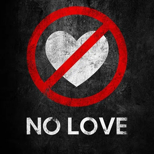 No love DP for girls