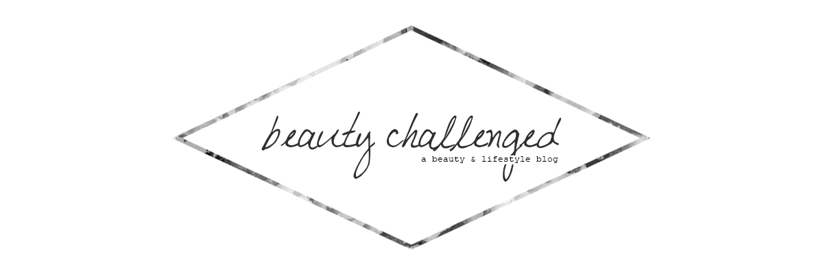 Beauty Challenged