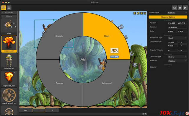 BuildBox Game Development Software Latest Version Free Download