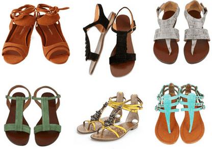 Tips Memilih Sandal