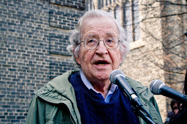 EXCLUSIVE | Who's the Greatest Danger to World Peace? Hint: It's Not Iran by Noam Chomsky